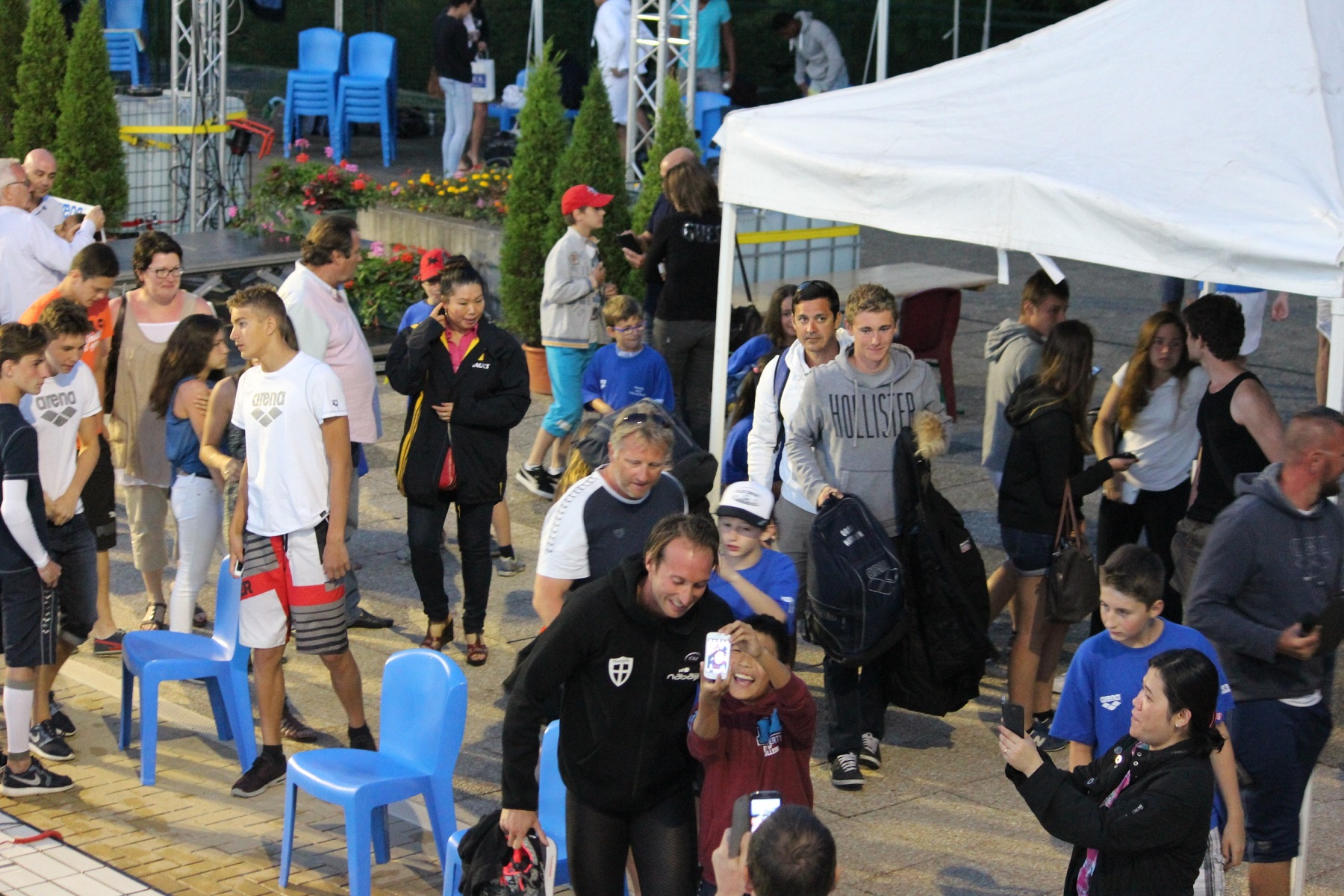 5 232 me meeting national de melun cao natation