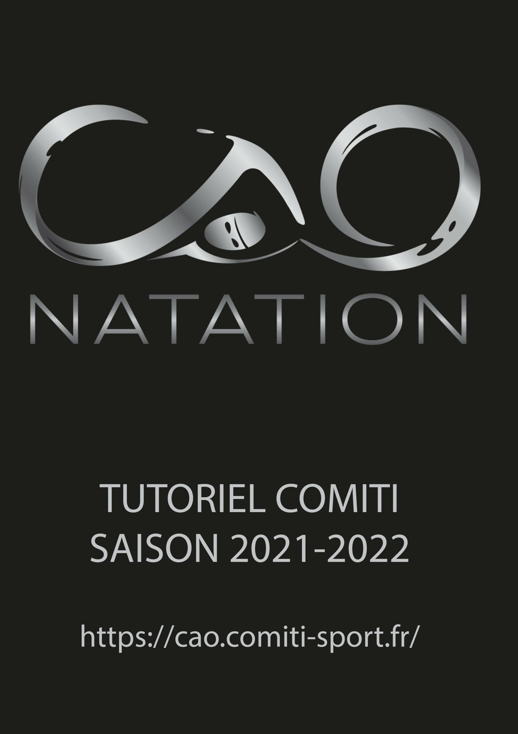Tutoriel Comiti 2021-2022