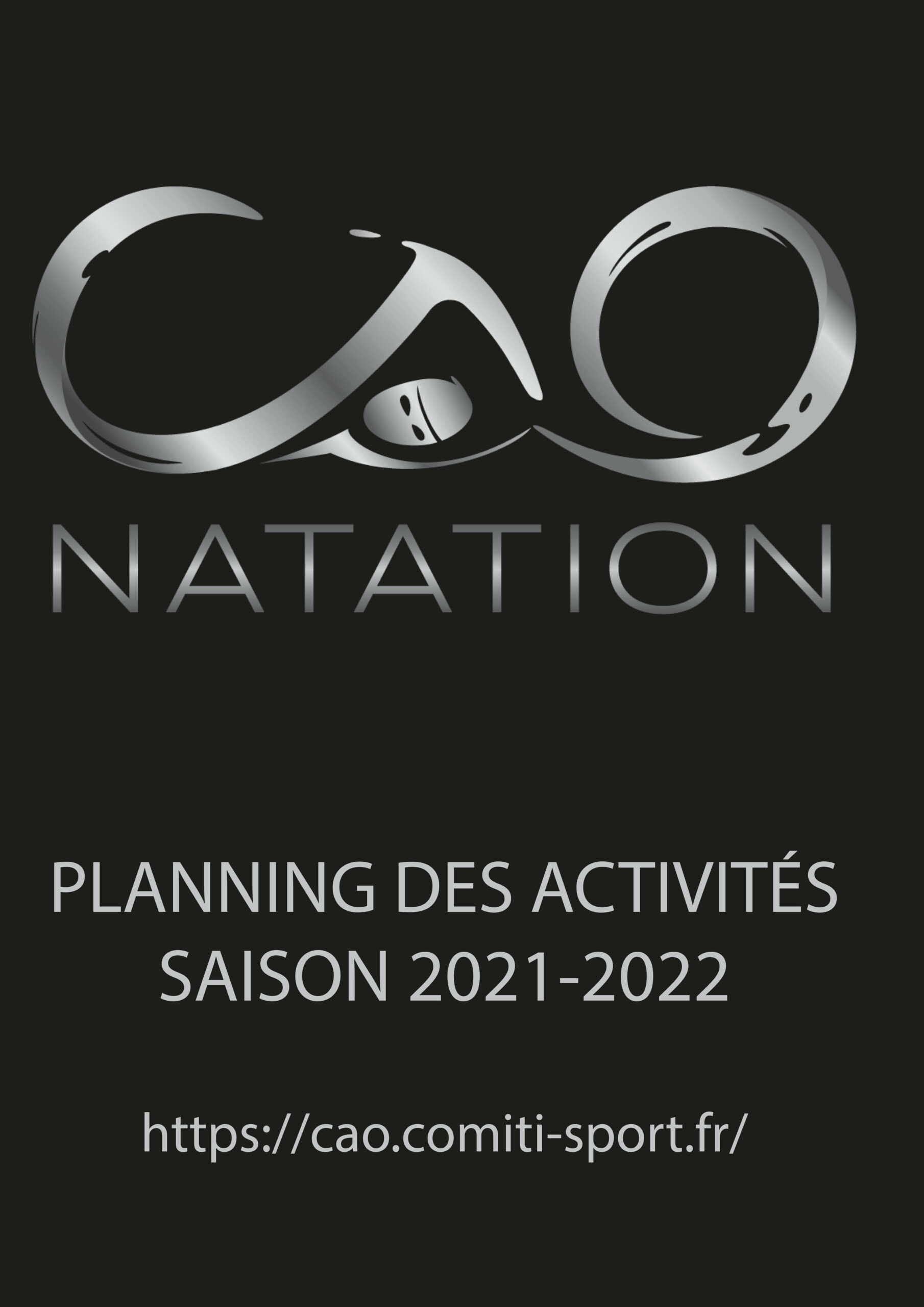 Planning des activités 2021-2022